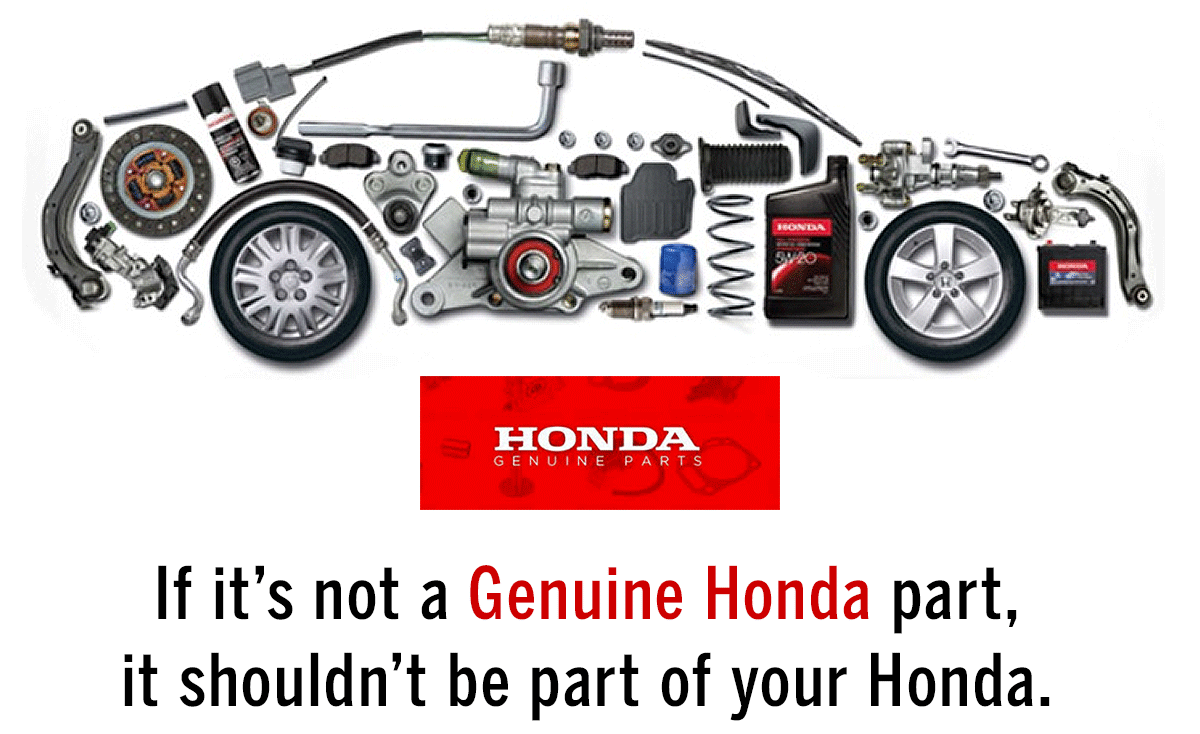 honda genuine spare parts dubai