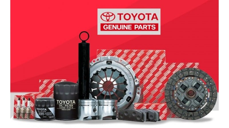Toyota Genuine Spare Parts